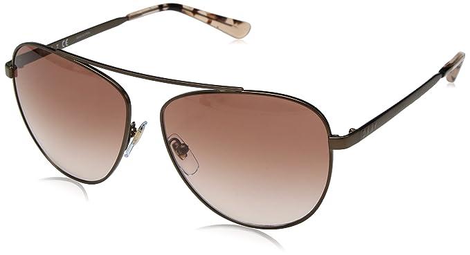 DKNY 0Dy5085 Gafas de sol, Rose Gold, 58 para Mujer: Amazon ...