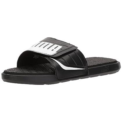 382612ce3e01 PUMA Men s Starcat Bold Plus Slide Sandal
