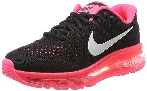 Nike Air Max 2017 GS, Chaussures de Running garçon, Rose