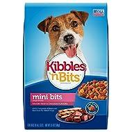 Kibbles 'N Bits Original Dry Dog Food Small Breed Mini Bits Beef & Chicken