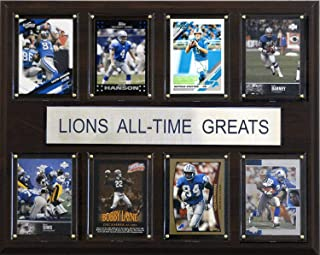 product image for NFL Detroit Lions All-Time Greats Plaque