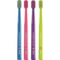 Curaprox CS5460 Ultra yumuşak diş fırçası – 4 PACK
