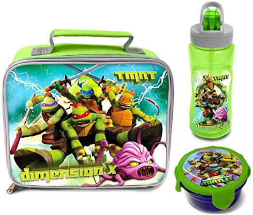 Teenage Mutant Ninja Turtles Dimensión X bolsa para el ...