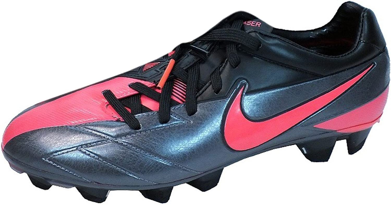 Nike T90 Shoot IV Soccer Cleats Black