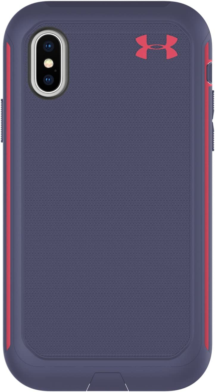 Under Armour UA Protect Ultimate Case for iPhone X - Midnight Navy/Coral Cove