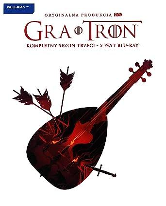 Amazon com: Game of Thrones Season 3 [5Blu-Ray] [Region Free