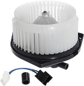 Heater Blower Motor w//Fan Cage for Nissan Maxima Pathfinder Infiniti QX4 G20 I30