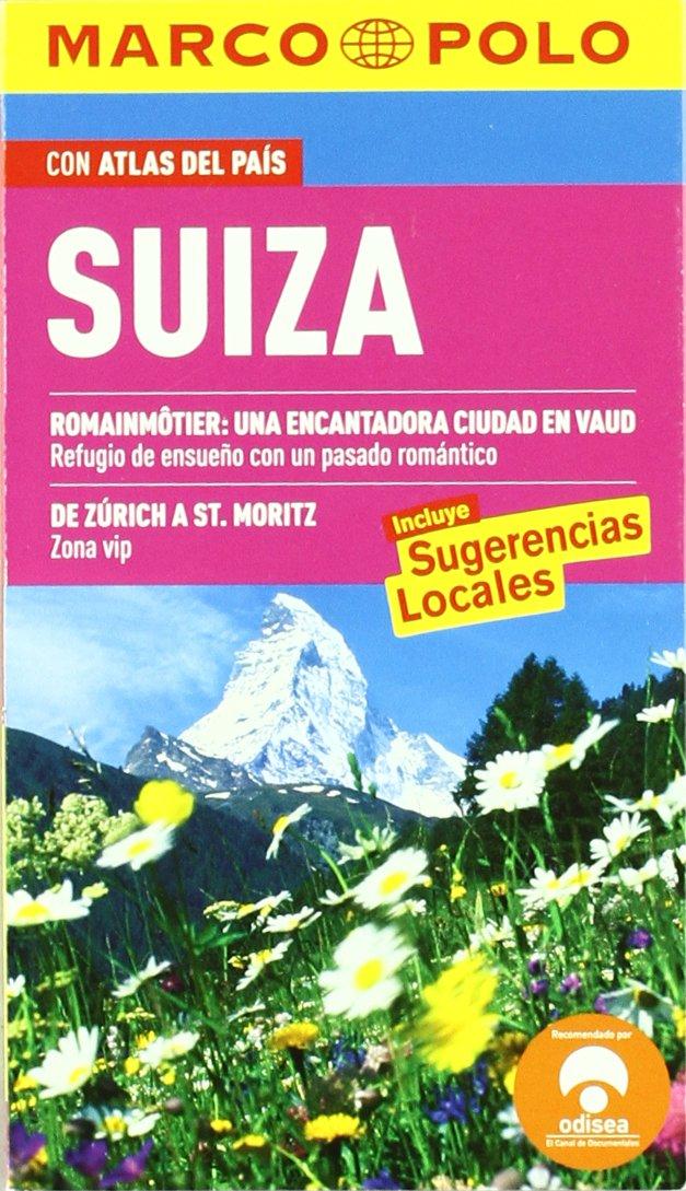 Guia Suiza - con atlas del pais (Marco Polo - Guias): Amazon.es ...