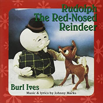 Image result for rudolph the red-nosed reindeer cd