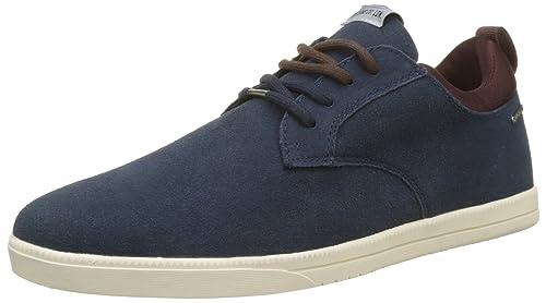 Pepe Jeans London Bolton Sock, Sneakers Basses Homme, Bleu (Marine), 44 EU