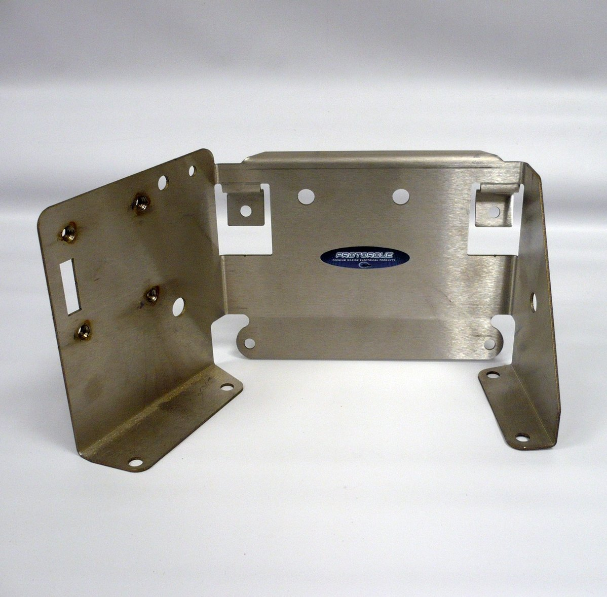 Mercury Trim Motor Powder Stainless Steel Bracket for Late Style Mercury WSM PH200-T067 OEM# 862548A1