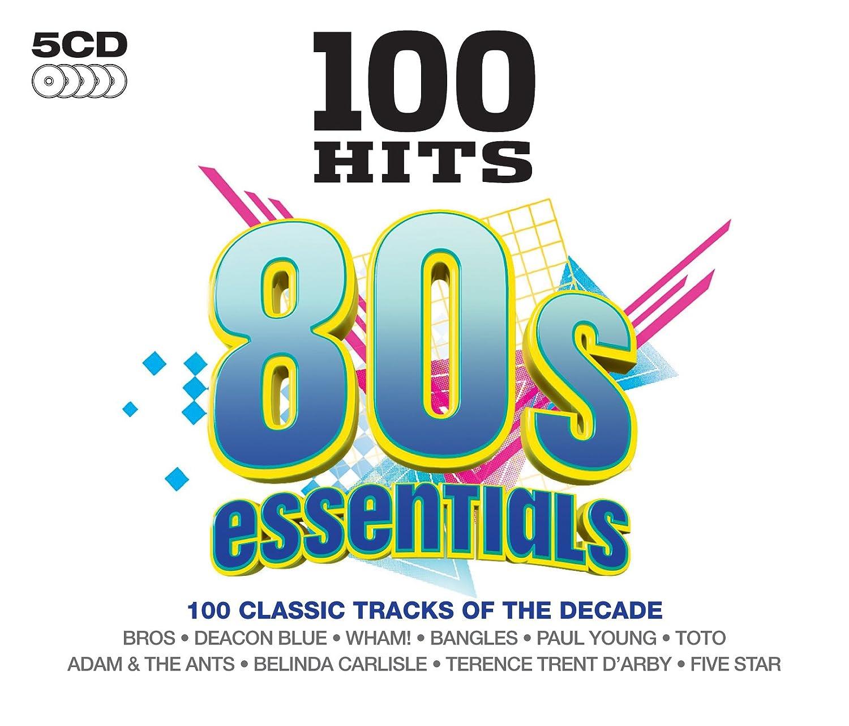 100 Hits 80s Essentials Amazon Music