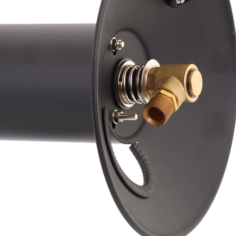 Hochdruck Schlauchtrommel f/ür 30m Schlauch f/ür K/ärcher HD HDS Hochdruckreiniger