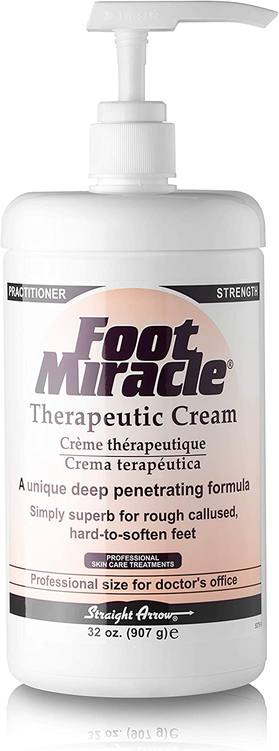 Foot Miracle Therapeutic Cream Practitioner Strength 32 Once