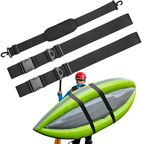 Comfortable Kayak-Canoe-SUP Carrier Strap [SUP Sling] Picture