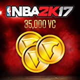 NBA 2K17: 35,000 VC - PS4 [Digital Code]