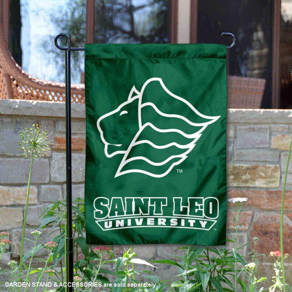 Saint Leo Lions Garden Flag College Flags and Banners Co