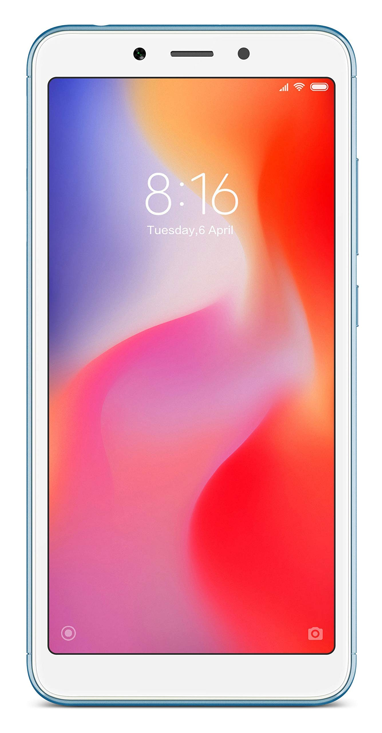 Mi Redmi 6A (Blue, 2GB RAM, 32GB Storage) (B07DJ8GSL6) Amazon Price History, Amazon Price Tracker