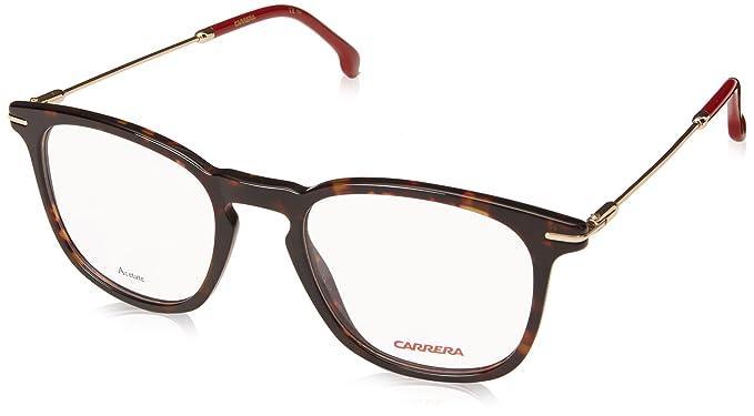 ad870c956a3 CARRERA 156 V 086 4920 Full Rim Round Unisex Spectacle Frame  Amazon ...