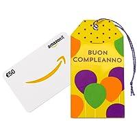 Buono Regalo Amazon.it in una bustina - Spedizione gratuita in 1 giorno