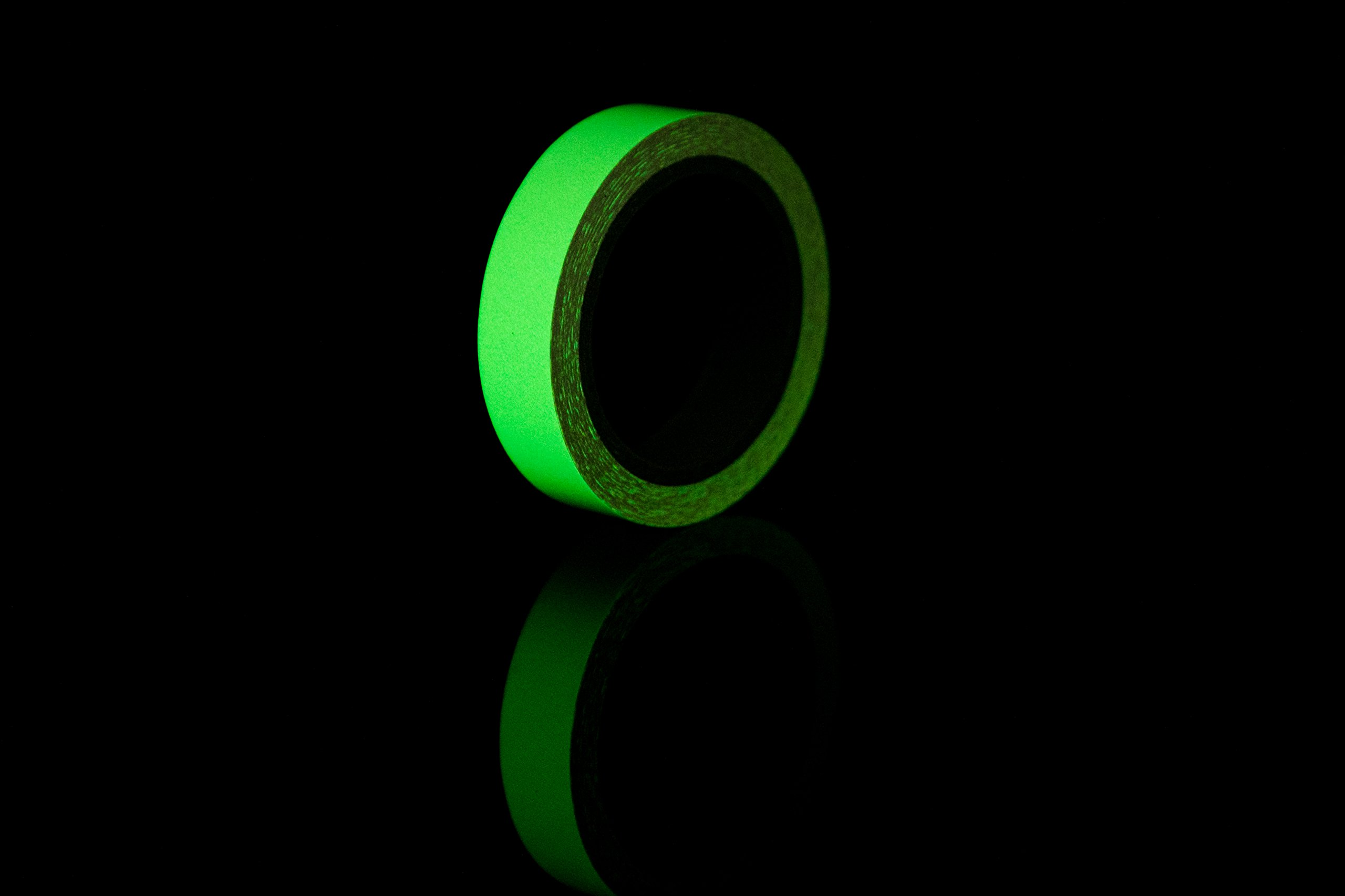 Tape Waterproof Self-adhesive Glow In The Dark Safety Stage Home Decor JC