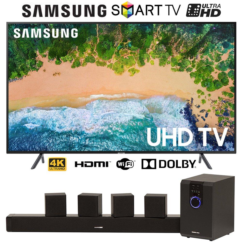 Amazon.com: Samsung Samsung UN65NU7100 65\
