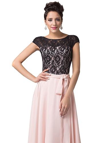 Lea Rosa Women Evening Dress Paris CL6152, Size 20: Amazon.co.uk: Clothing