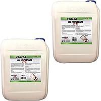 Flotex Permanent LPG ventielbescherming, 2 x 5L additief gasventiel bescherming