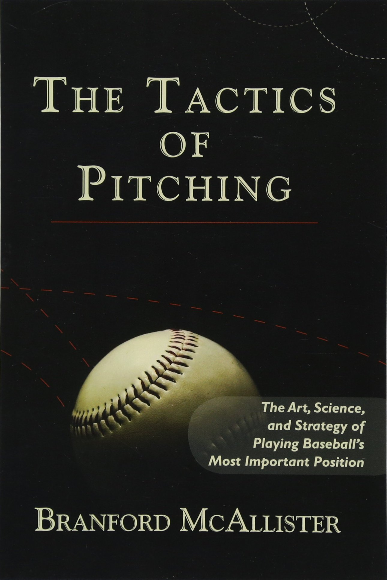 The Tactics of Pitching: The Art, Science, and Strategy of Playing  Baseball's Most Important Position: Branford McAllister: 9781482624960:  Amazon.com: Books