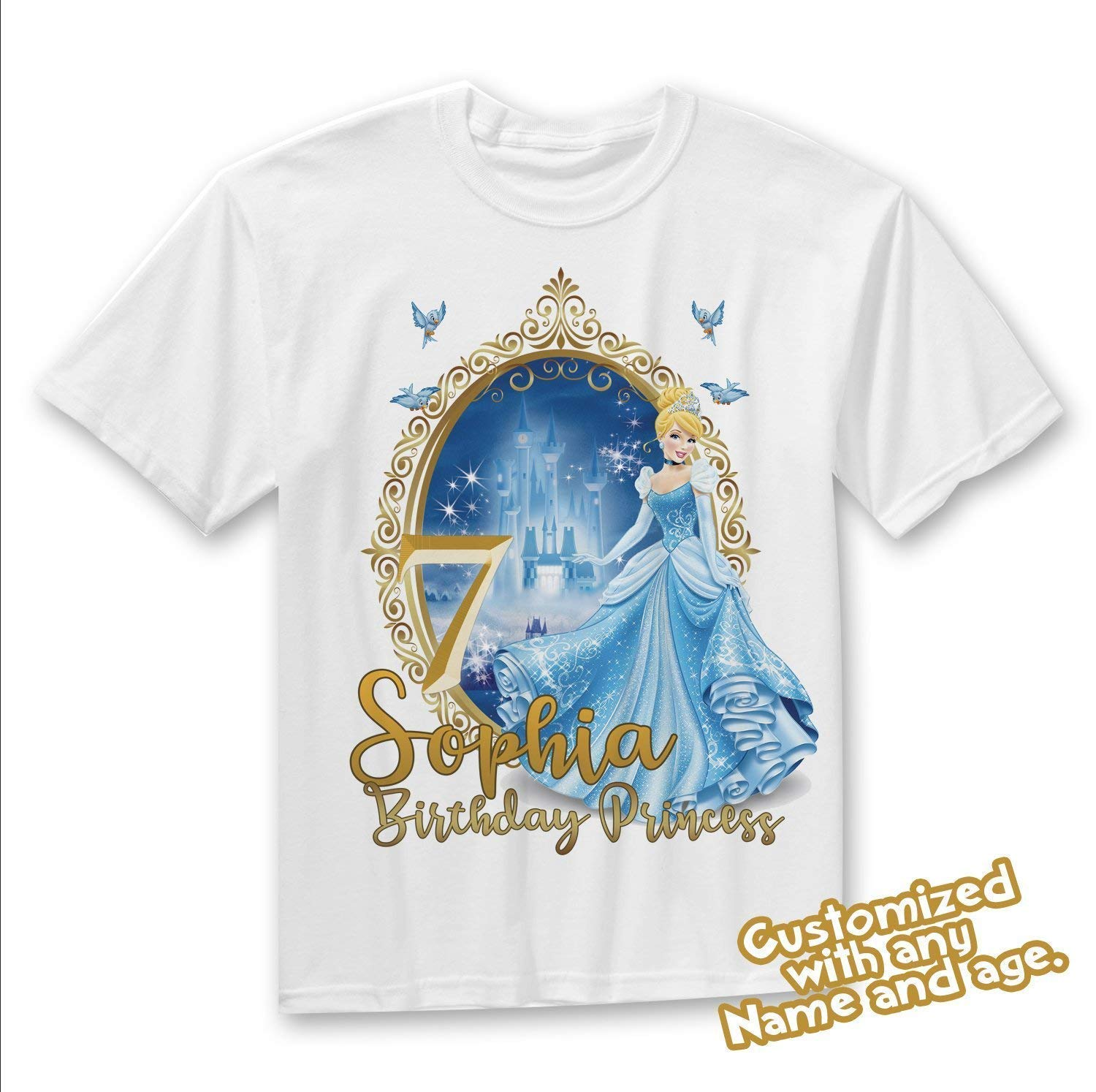 0b0d86605 Customized Disney Princess Shirts – EDGE Engineering and Consulting ...