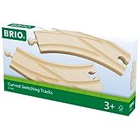 Brio World  - 33346 - AIGUILLAGES COURBES - 144 mm