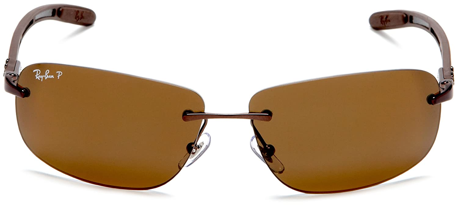 48ce45d2ff Ray-Ban Sunglasses (RB 8303 014 83 61)  Amazon.co.uk  Clothing