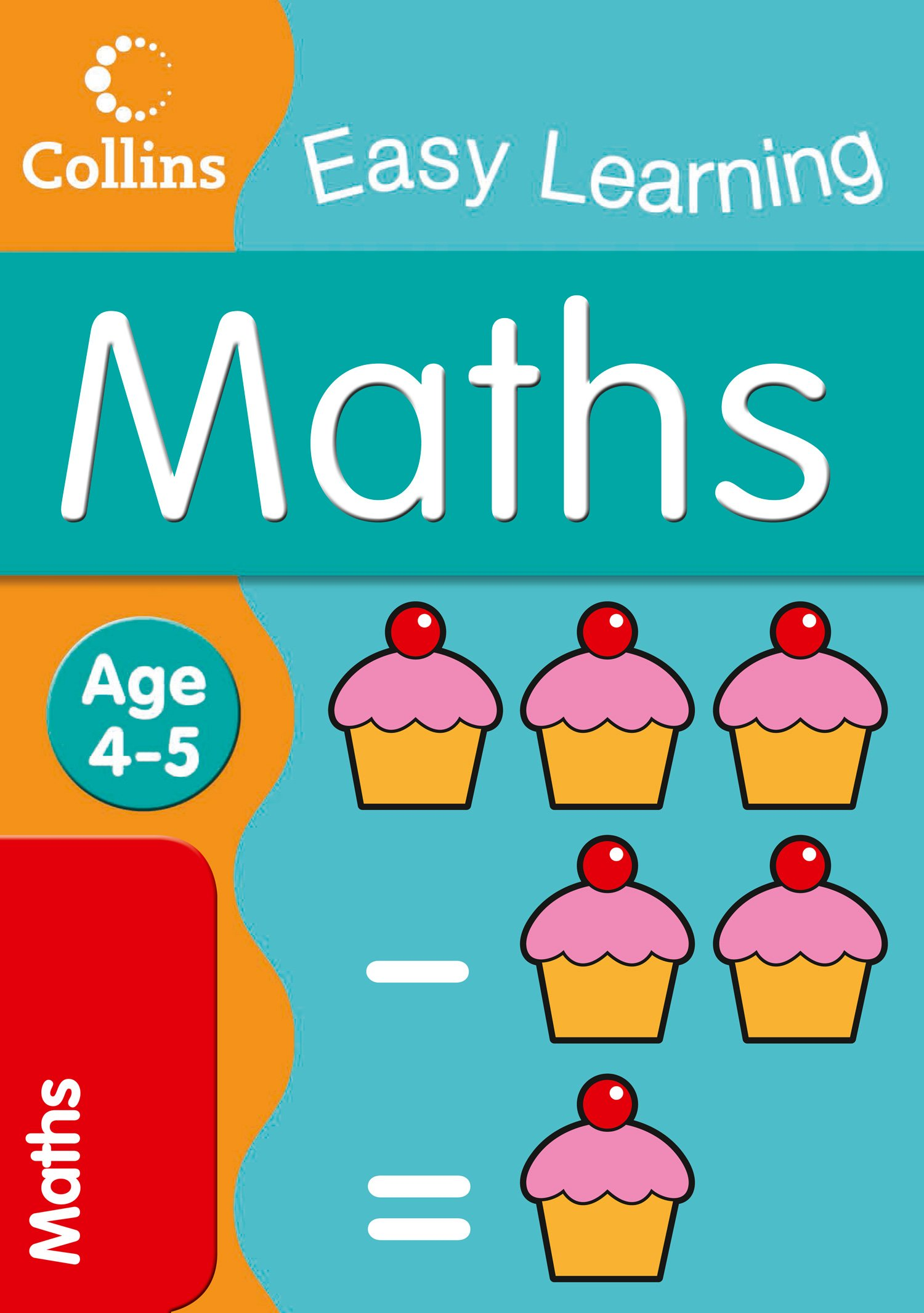 EASY LEARNING MATHS AGE 4-5: Amazon.co.uk: Collins Easy Learning ...