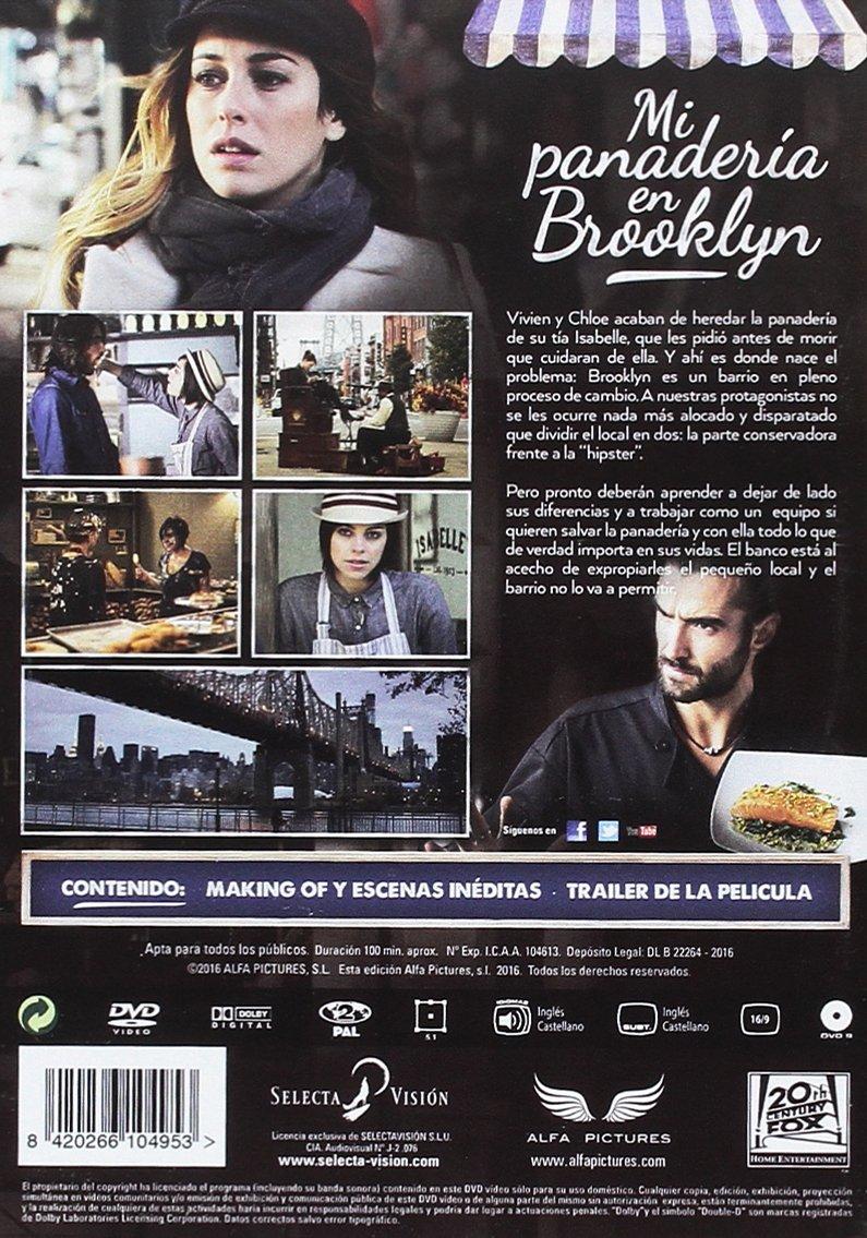 Mi Panaderia En Brooklyn [DVD]: Amazon.es: Aimee Teegarden ...