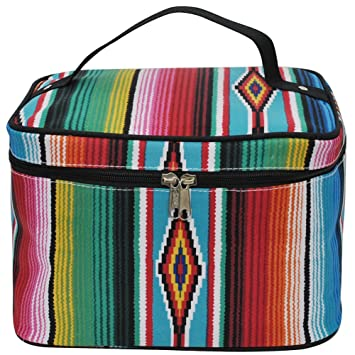 78a59166dad3 Sarape NGIL Large Top Handle Cosmetic Case