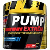 Promera Health Pump Extreme Diet Supplement, Blue Raspberry, 32 Servings