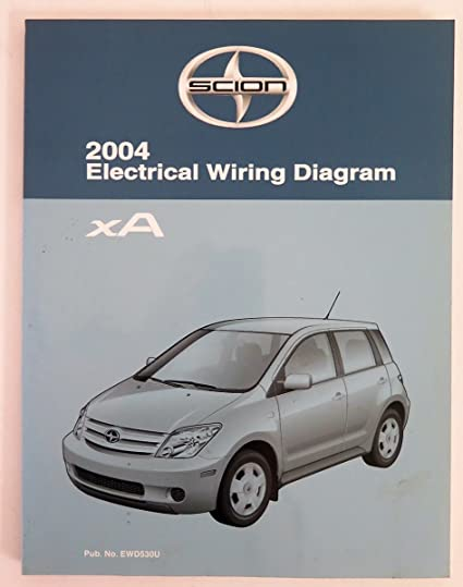 Prime Amazon Com 2004 Scion Xa Electrical Wiring Diagram Manual Automotive Wiring Digital Resources Cettecompassionincorg