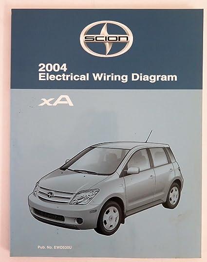 Amazing Amazon Com 2004 Scion Xa Electrical Wiring Diagram Manual Automotive Wiring Cloud Hisonuggs Outletorg