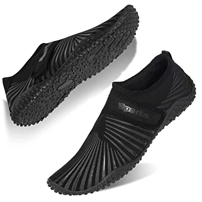 26fc8de8cfc2cc Mabove Water Shoes Womens Mens Quick Dry Barefoot Sports Aqua Shoes for  Swimming Pool Beach Boating