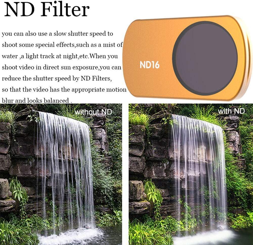 Ultraviolet Ultra Slim Optical Glass CPL+ND8+ND16 Filter Xingsiyue Lens Filter for DJI Mavic Mini Drone