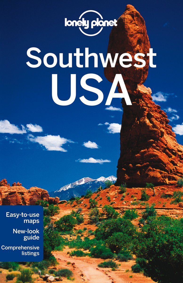 Lonely Planet Southwest USA (Travel Guide) PDF