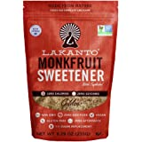 Lakanto Monkfruit 1:1 Sugar Substitute, NON GMO, Golden, 8.29 oz (235 g)