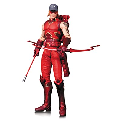 DC Collectibles DC Comics New 52: Arsenal Action Figure: Toys & Games