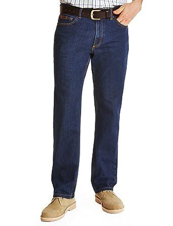 Farah Jeans Homme - Bleu - Bleu - XXL  Amazon.fr  Vêtements et ... 6e6bf746a9e2