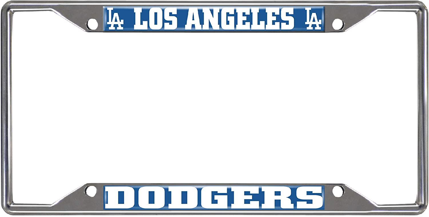 Los Angeles Dodgers License Plate Frame FANMATS 26617 MLB