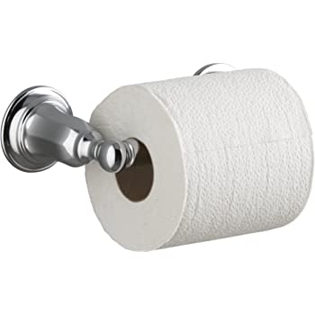 Kohler K 11415 Cp Bancroft Toilet Tissue Holder Polished