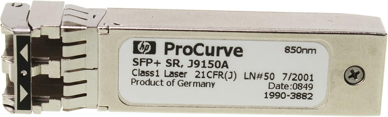 HP J9150A ProCurve Gigabit Ethernet SFP+ Transceiver Module