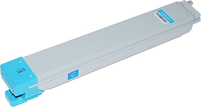 Toner Kompatibel Für Samsung Clx 9201 Na 9251 Na 9301 Na Multixpress Clt C809s Els Cyan 15 000 Seiten Bürobedarf Schreibwaren