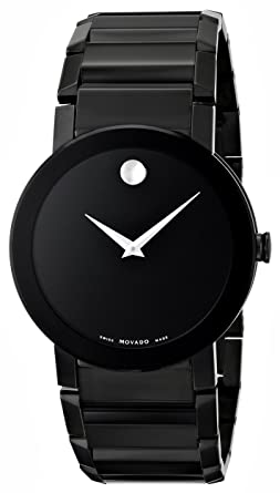 movado sapphire watches wristwatch male stainless steel pvd movado sapphire watches wristwatch male stainless steel pvd black