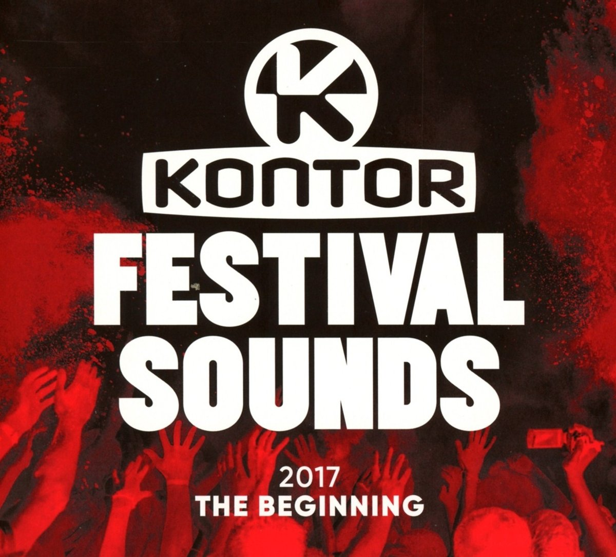 VA - Kontor Festival Sounds 2017 The Beginning - 3CD - FLAC - 2017 - VOLDiES Download